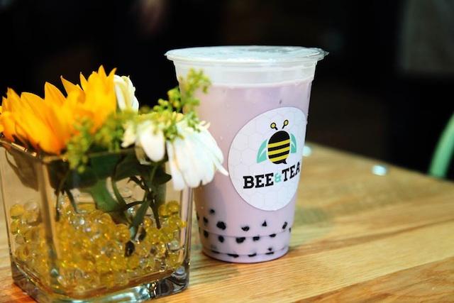bee-and-tea