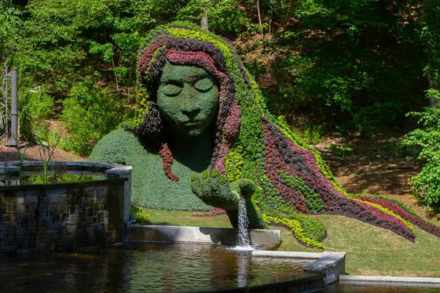 BotanicalGardenMermaid