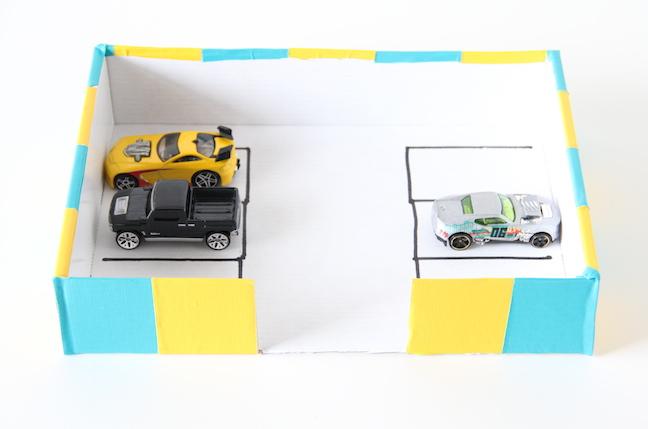 DIY-toy-garage