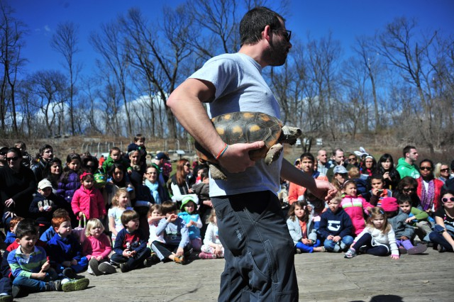 Greenburgh Nature Center spring event with kids