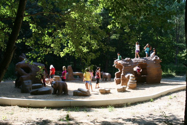 Haw Creek Park Playground