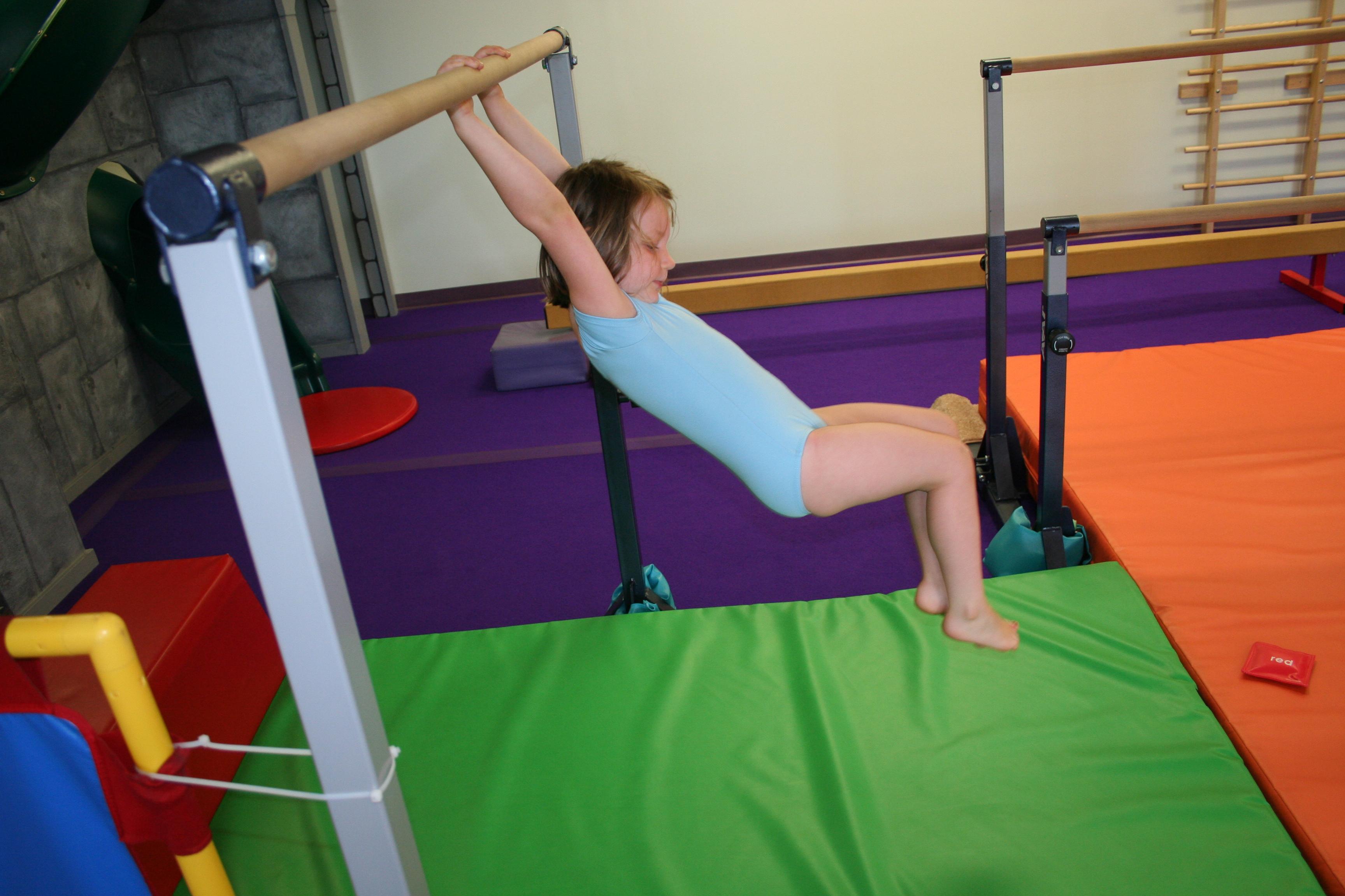 Forming new gymnastics classes