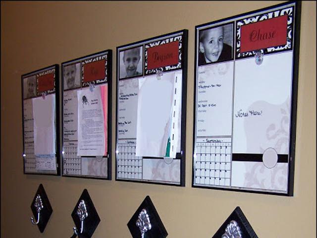 Homework-Organization-Board