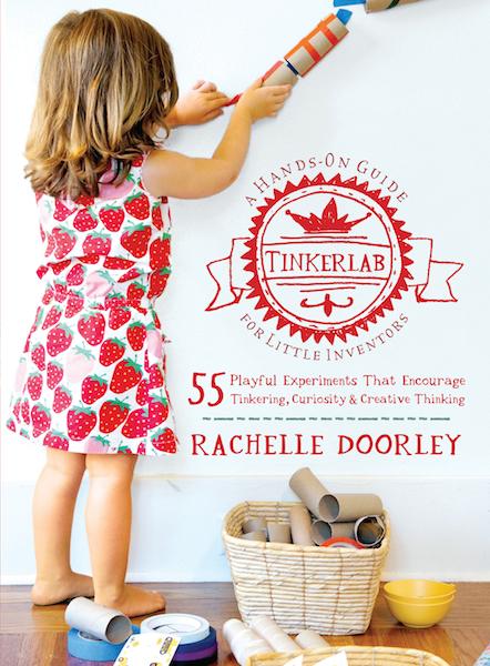 Tinkerlab_ Rachelle Doorley_ Roost Books_ cover