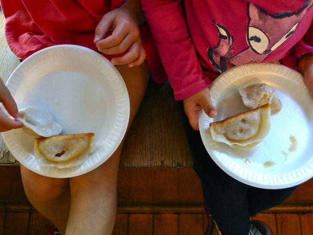 vanessas dumplings