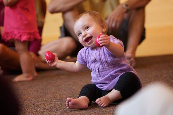 Start Developing Your Little One's Love of Music!