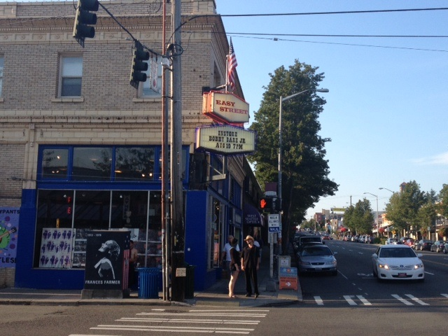 Easy Street Records West Seattle