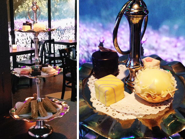 The Food and Desserts