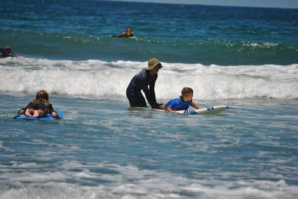 Leucadia Surf School