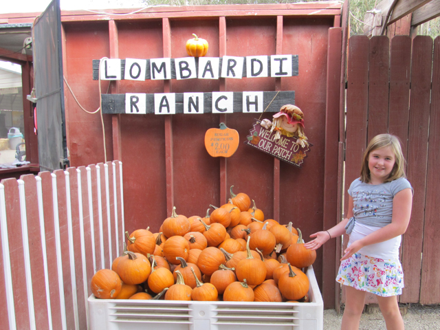 Lombardi-Ranch-Sign-Pumpkins-Girl