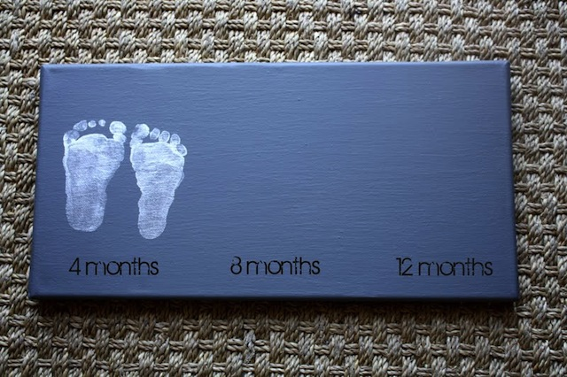 monthbymonth_babyfootprintart_redtricycle