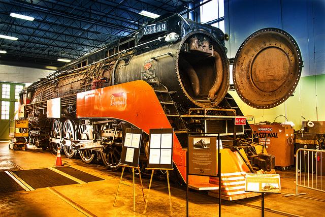 Oregon Rail Heritage