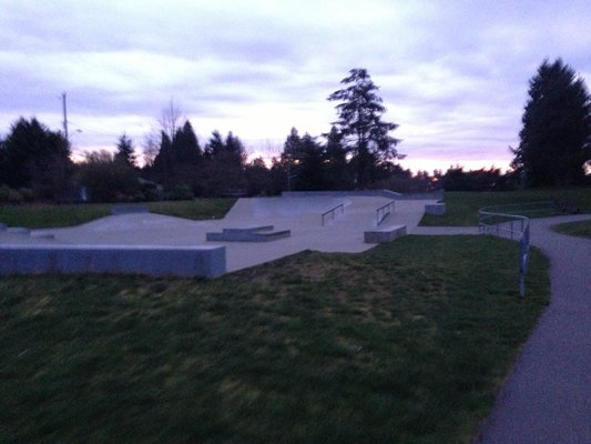 paramount school skate park