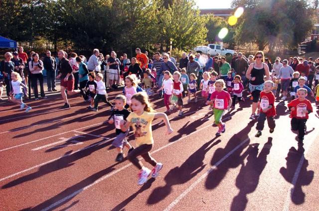 Portland Marathon Kids Run