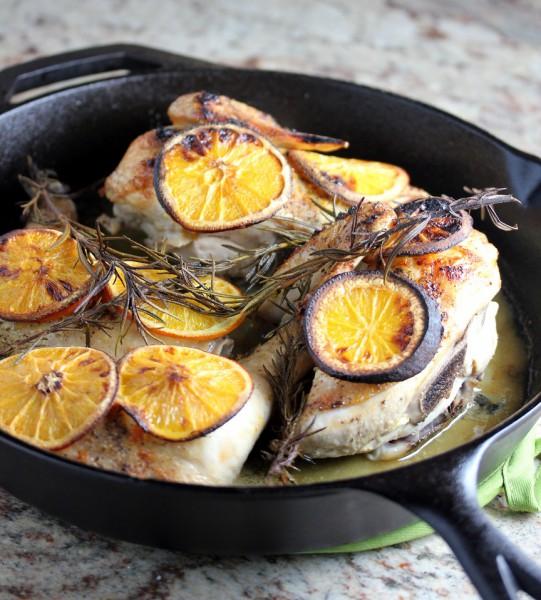 Roasted Citrus Rosemary Chicken 013 e