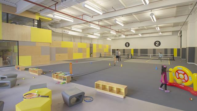 02_Court 16_Tennis Hall_Kids