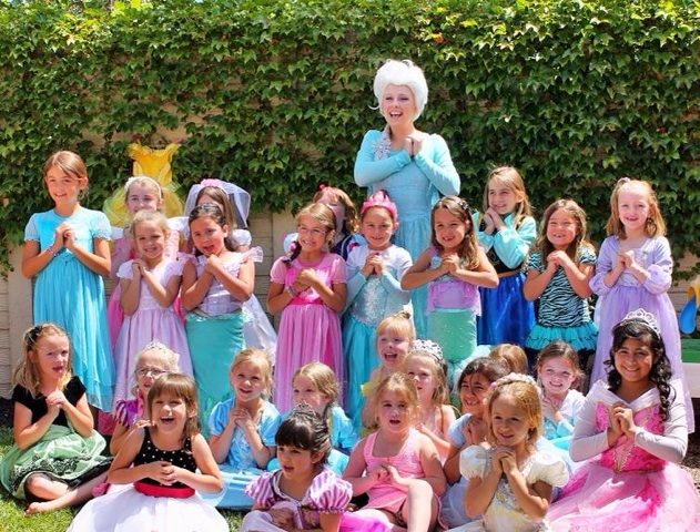 Amazing Fairy Tale Parties
