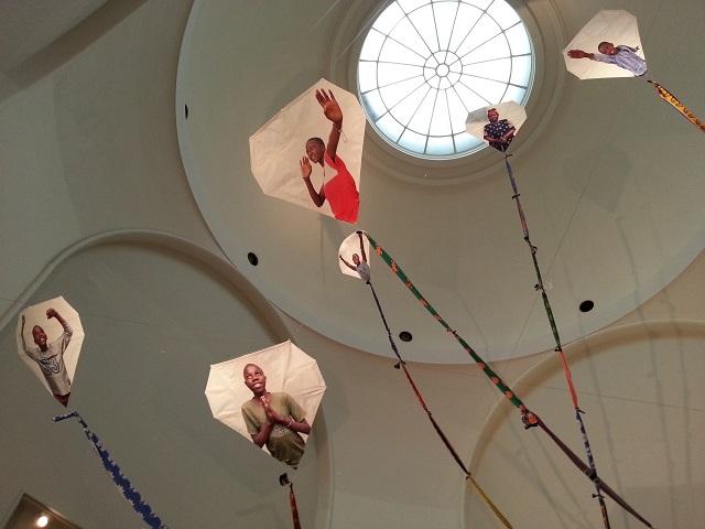 Brooklyn Museum kites