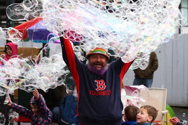 Bubbleman from website