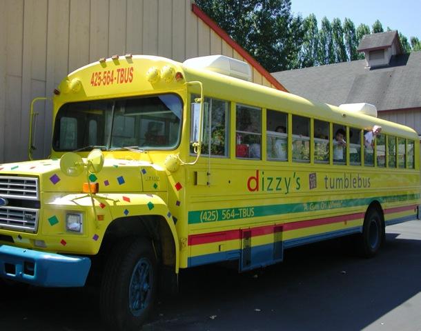 Dizzys Tumblebus