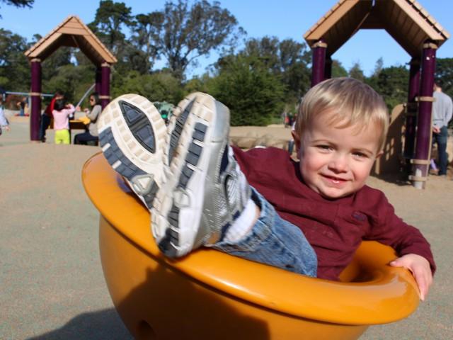 Koret Children's Quarter, Golden Gate Park