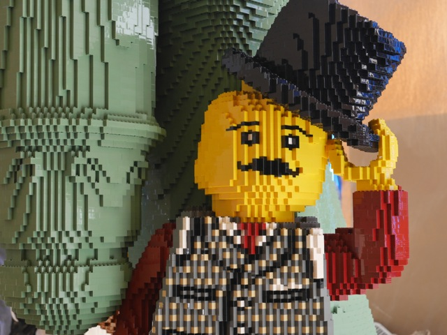 lego tophat