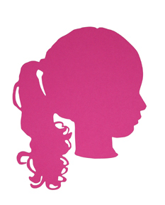 Pink Silhouette- Trendy Cuts Shop-1