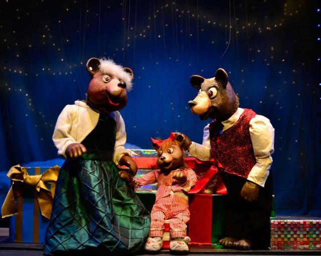 The Three Bears Holiday Bash
