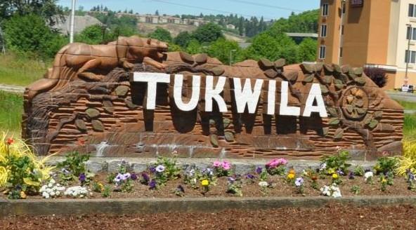 Tukwila Sign