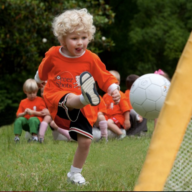 Give the Gift of Soccer Ages 2-10 years