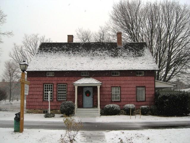 adriance farmhouse