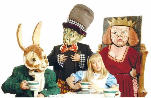 Alice in Wonderland TOJT