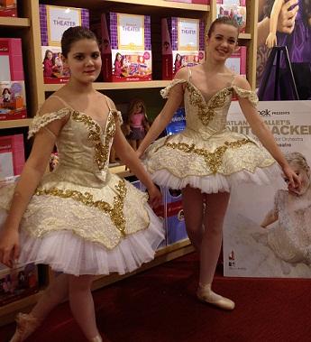 American Girl Nutcracker Event courtesy of Atlanta Ballet