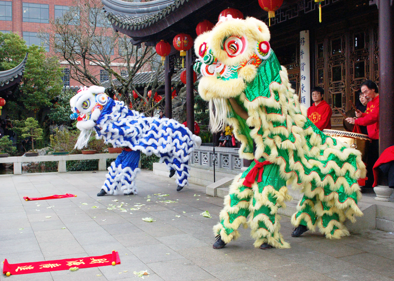 Chinese New Year-Year of the Ram