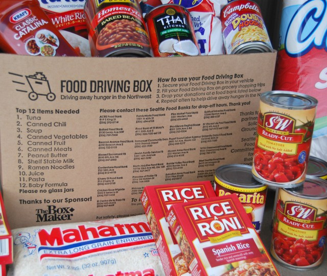 Food Driving Box partners