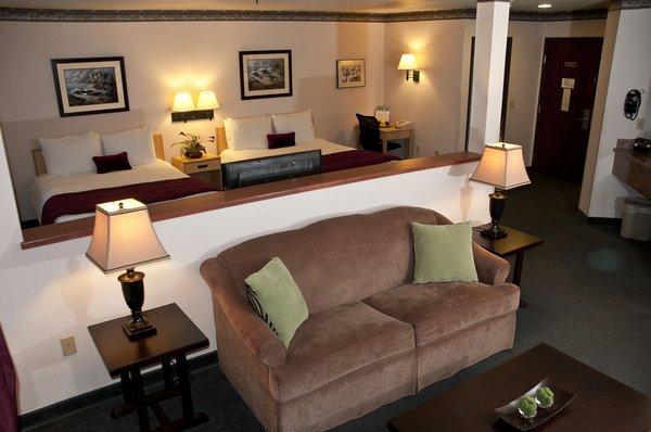 Garibaldi House Family Suite