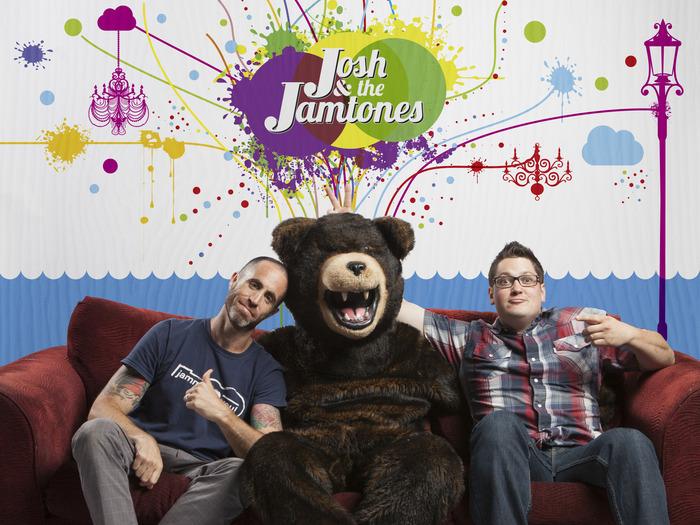 Josh and the Jamtones Bear Hunt