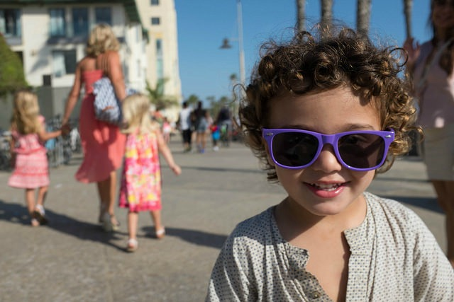 why we're thankful to be a parent in Los Angeles photo by Flickr user  Maxime Auger via Creative Commons
