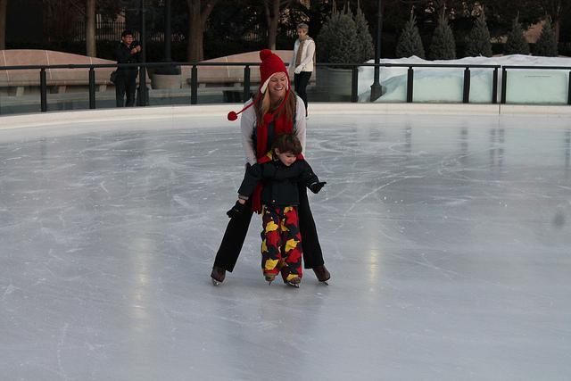 national-sculpture-garden-dc-ice-skating