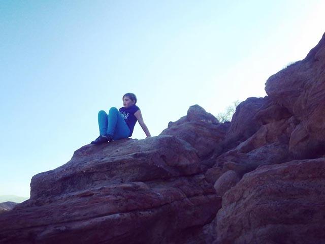 Girl-on-top-of-rocks-hike-vasquez-rocks