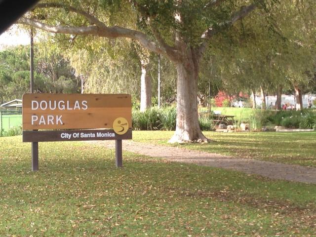 Douglas Park zip line