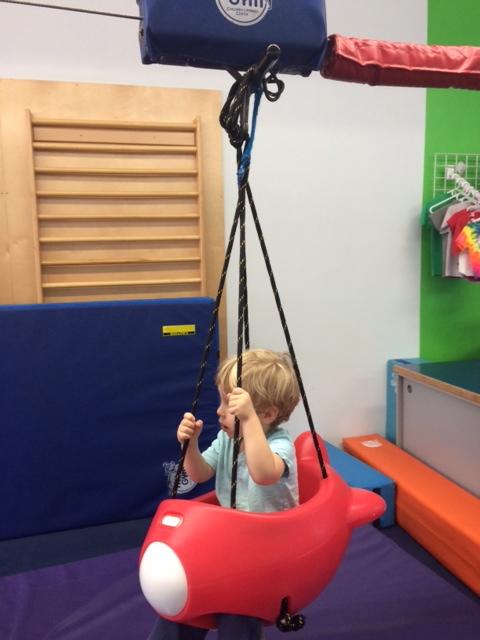 My Gym Zipline