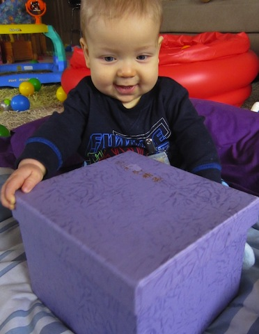 mysterybox_cardboardboxplay_bump+baby_redtricycle