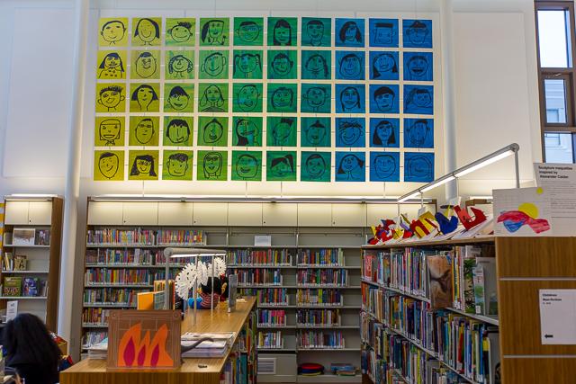 North Beach Library Photo Credit Garrick Ramirez