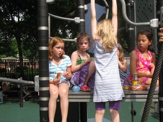 playground nyc