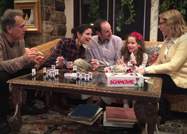 Schmovie: The Family Edition