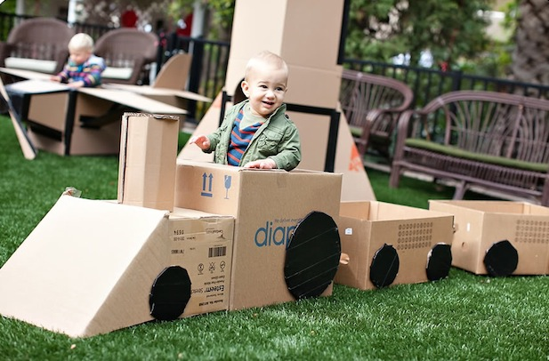train_seanwalker_cardboardboxplay__bump+baby_redtricycle