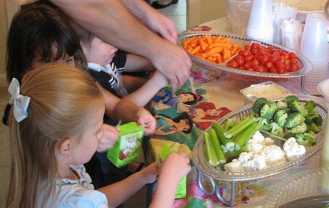 vegetable-kids