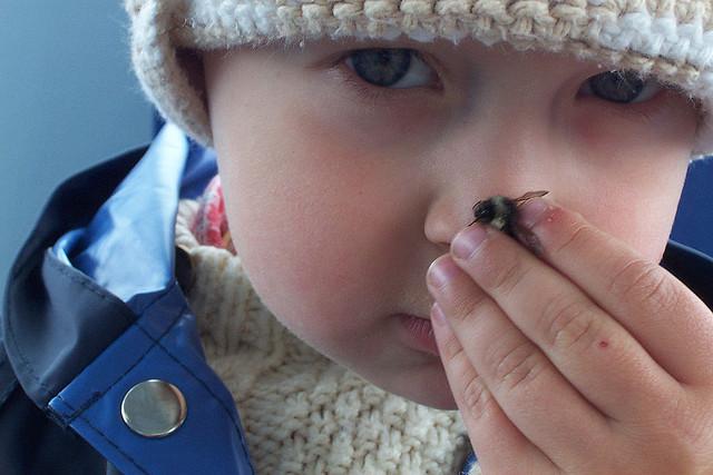 bee-child