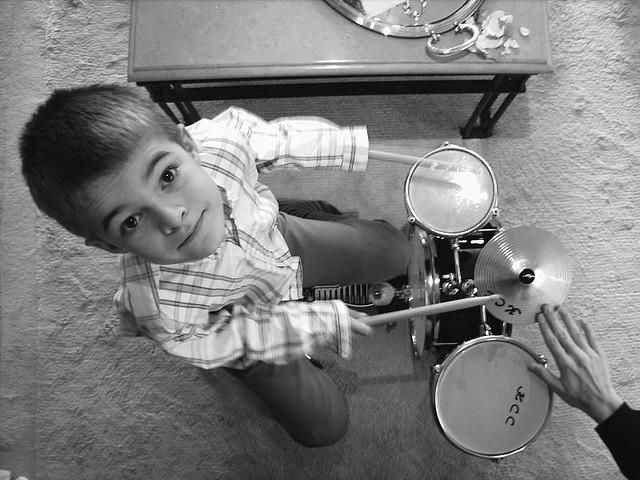 kid rock drums set instrument music